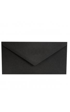 Pack 25 Sobres 591 111x221 Negro Edima