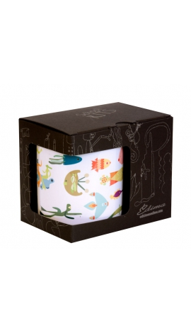 Taza cerámica Edima 300018