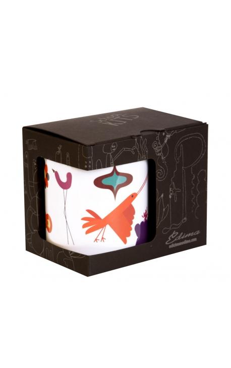 Taza cerámica Edima 300038