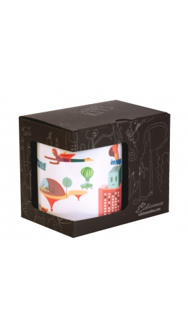 Taza cerámica Edima 300028