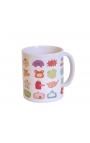 Taza cerámica Edima 300048