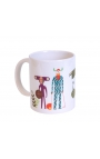 Taza cerámica Edima 300058