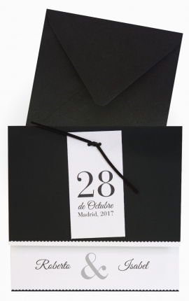 Tarjeta de Boda Edima 100544