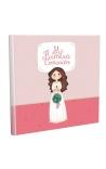 Libros de Comunión cuadrado con Estuche Lujo Edima 500856