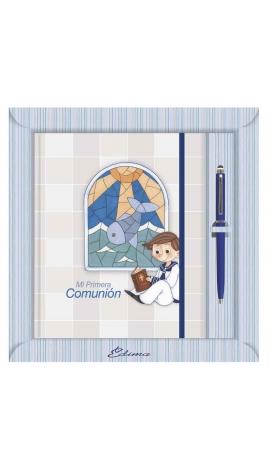 Diario de Comunión con Boligrafo Edima 520857