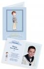 Pack 10 Foto Recordatorio o Invitación Comunión Edima 450841-B
