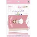 Pack 12 Banderines + 1 Banderín Personalizable Edima 465910-B