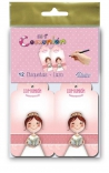 Pack 12 Etiquetas de Obsequio + Lazo Edima 410846-B