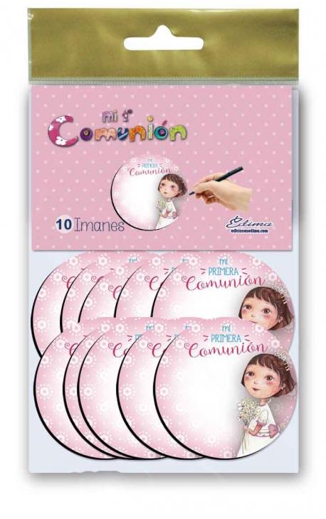 Pack 10 Imanes Edima 435844-B