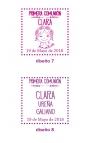Sello de Caucho personalizado Edima 690703
