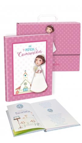 Libro de Firmas Comunión + Maletín Edima 500844
