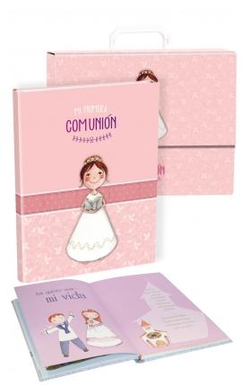 Libro de Firmas Comunión + Maletín Edima 500846