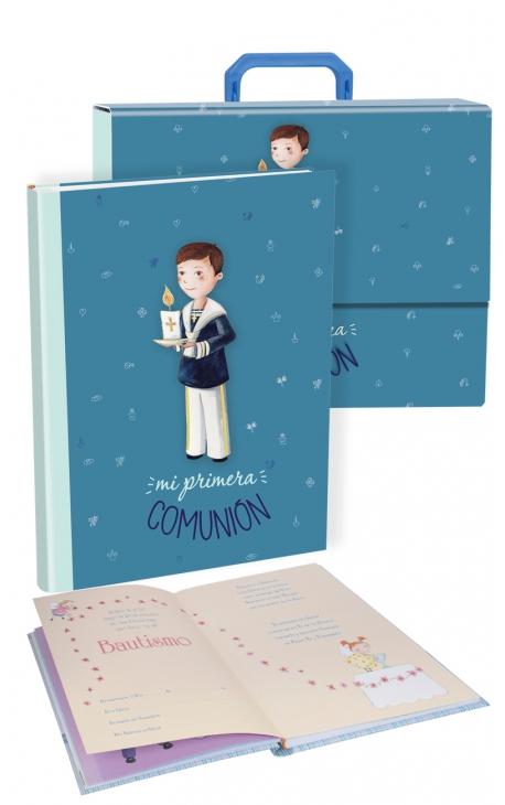Libro de Firmas Comunión + Maletín Edima 500847
