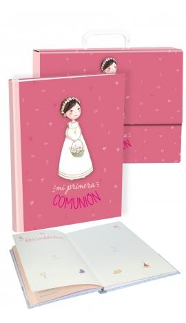 Libro de Firmas Comunión + Maletín Edima 500848