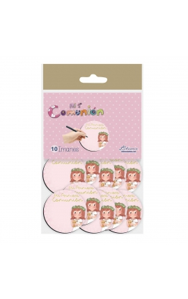 Pack 10 Imanes Edima 435976-B
