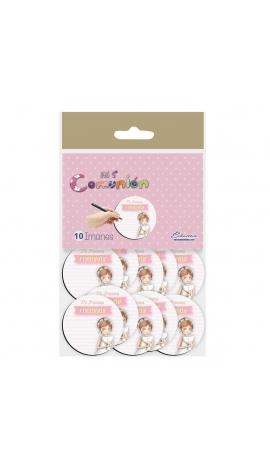 Pack 10 Imanes Edima 435986-B