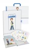 Libro de Firmas Comunión + Maletín Edima 500985