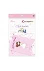 Pack 12 Banderines + 1 Banderín Personalizable Edima 465906-B