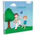 Libro de Comunión cuadrado con Estuche Lujo Edima 500971