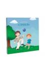 Libros de Comunión cuadrado con Estuche Lujo Edima 500971