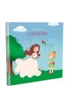 Libros de Comunión cuadrado con Estuche Lujo Edima 500972