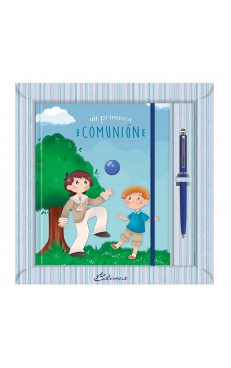 Diario de Comunión con Boligrafo Edima 520971