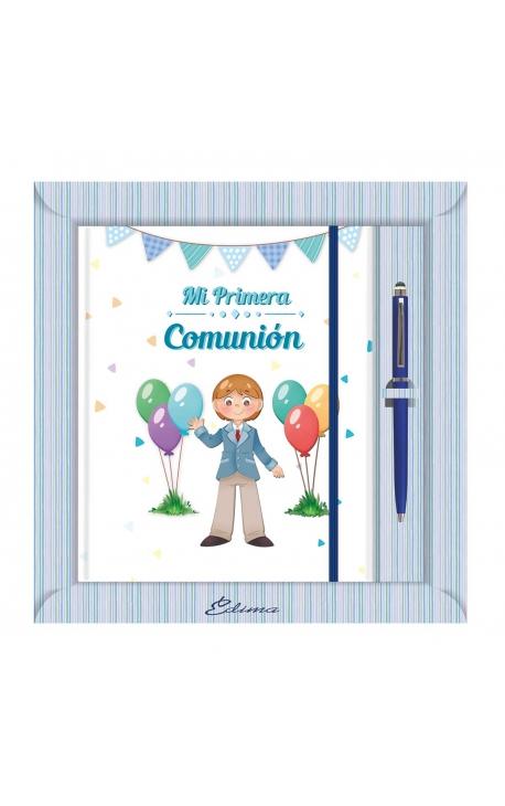 Diario de Comunión con Boligrafo Edima 520973
