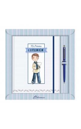 Diario de Comunión con Boligrafo Edima 520985