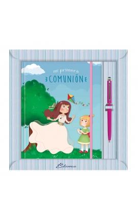 Diario de Comunión con Boligrafo Edima 520972
