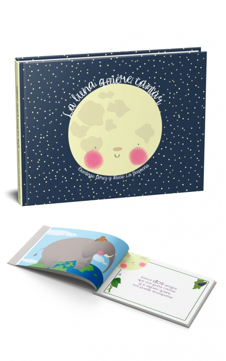La Luna quiere cantar
