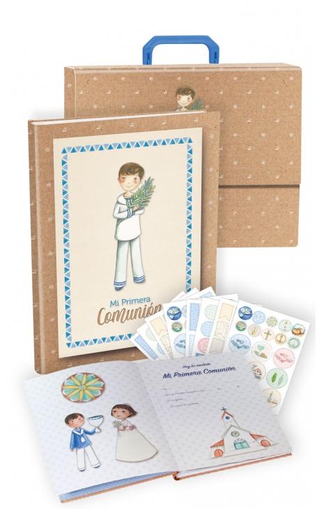 Libro de Firmas Comunión + Maletín Edima 500021