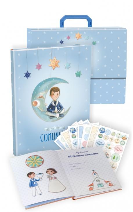 Libro de Firmas Comunión + Maletín Edima 500023