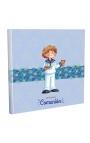 Libros de Comunión cuadrado con Estuche Lujo Edima 500031