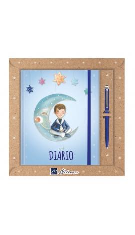 Diario de Comunión con Boligrafo Edima 520023