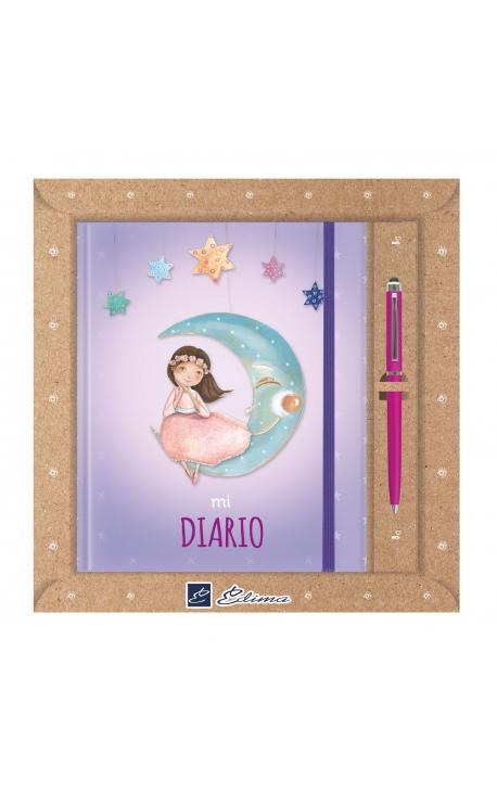 Diario de Comunión con Boligrafo Edima 520024