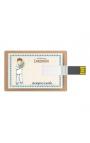Tarjeta USB 16 Gb. Edima 440021
