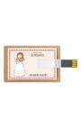 Tarjeta USB 16 Gb. Edima 440022