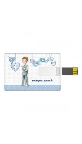 Tarjeta USB 16 Gb. Edima 440981
