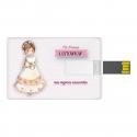 Tarjeta USB 16 Gb. Edima 440986