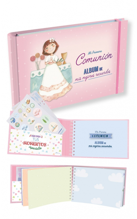 Album Mis Mejores Recuerdos Edima 560026