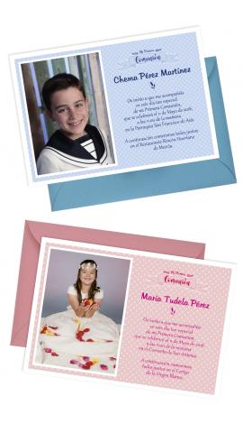 Foto Invitaciones DIY